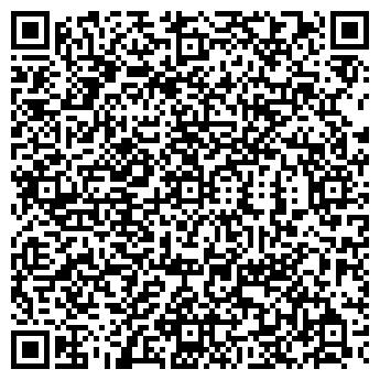 QR-код с контактной информацией организации Ритуал, ТОО