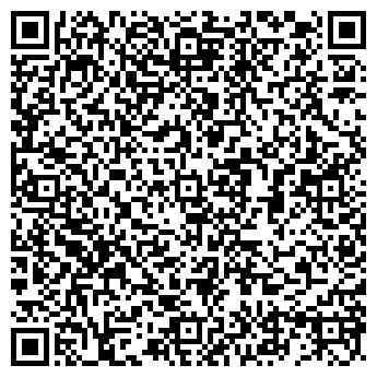 QR-код с контактной информацией организации ООО Техно