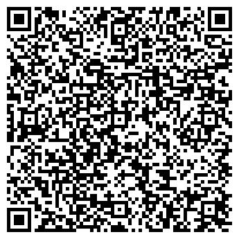 QR-код с контактной информацией организации CoolWeb (Колвэб), ИП