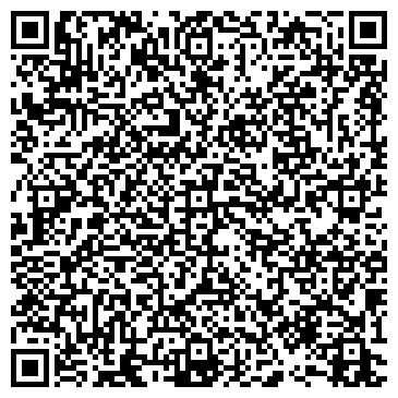 QR-код с контактной информацией организации ресторан Затерянный мир, ЧП