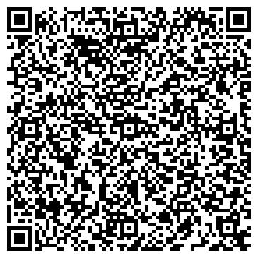 QR-код с контактной информацией организации Меркурий сервис, ЧП