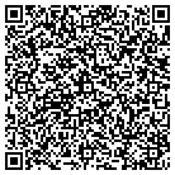 QR-код с контактной информацией организации Метротелеком,ЧП