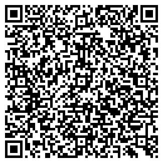 QR-код с контактной информацией организации Сервис - ПК, ЧП