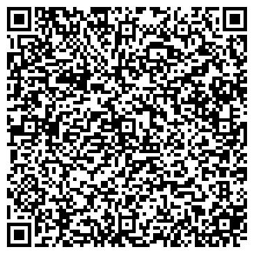 QR-код с контактной информацией организации WORLD