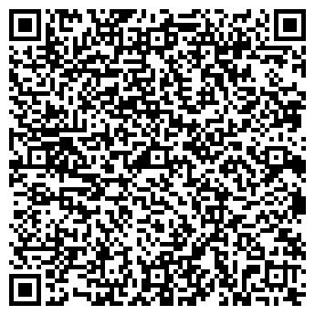 QR-код с контактной информацией организации ПУАНСОН, ОАО