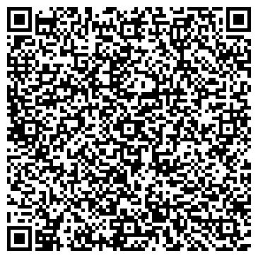 QR-код с контактной информацией организации Веб-студия DigitalLine, ЧП