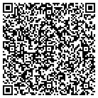 QR-код с контактной информацией организации Allhotels.kz, ТОО