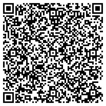 QR-код с контактной информацией организации Мебиус-К, ЗАО