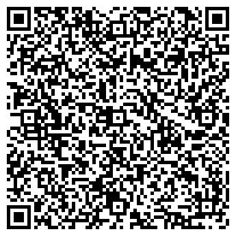 QR-код с контактной информацией организации Латон, ТОО