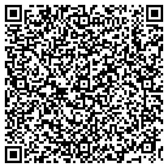 QR-код с контактной информацией организации Глобо-Центр, ЧУП