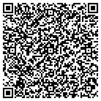 QR-код с контактной информацией организации Троллейбусный парк №5