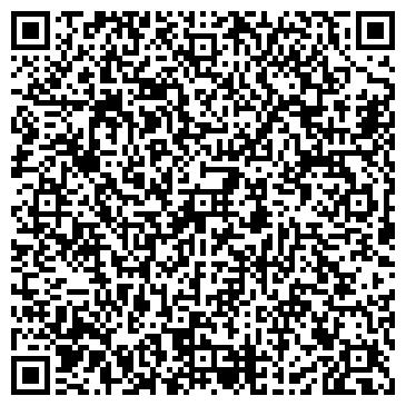QR-код с контактной информацией организации Эф Один, ИП