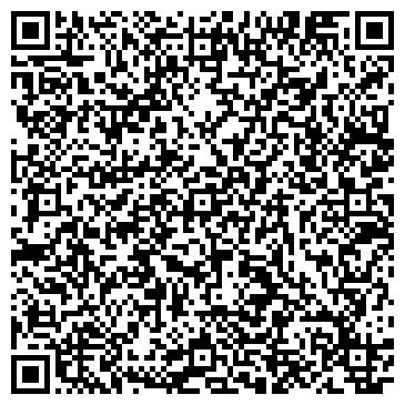 QR-код с контактной информацией организации Центр подключений Megaline (Азия-Ком), ИП