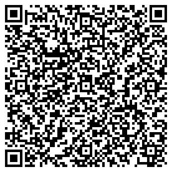 QR-код с контактной информацией организации Gismap (Гисмап), ТОО