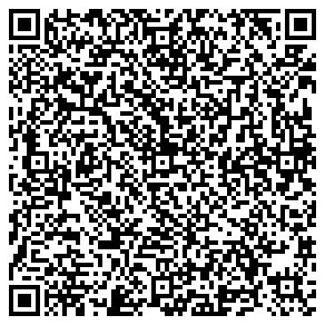 QR-код с контактной информацией организации Веб студия Кузница