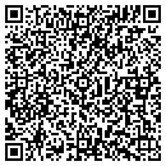 QR-код с контактной информацией организации vse3d, ООО
