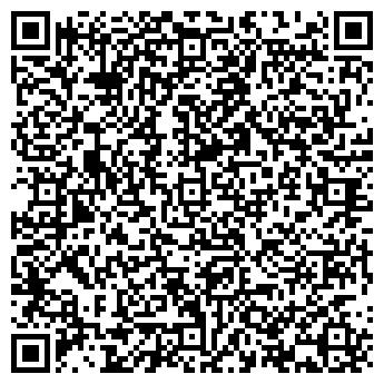 QR-код с контактной информацией организации Клинник, СПД