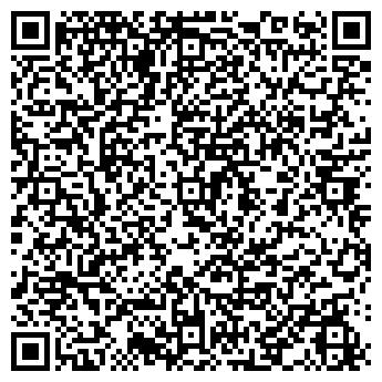 QR-код с контактной информацией организации Сергеев, ООО