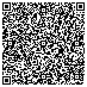 QR-код с контактной информацией организации Клининговая компания Золушка, ИП