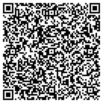 QR-код с контактной информацией организации Queen Service, ЧП
