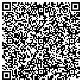 QR-код с контактной информацией организации Орнито+, ЧП