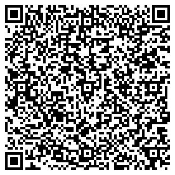 QR-код с контактной информацией организации Компания Гиппократ, ТОО