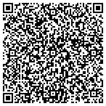 QR-код с контактной информацией организации Металл дизайн, ООО