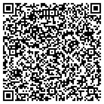 QR-код с контактной информацией организации Кафе Астрал, ЧП