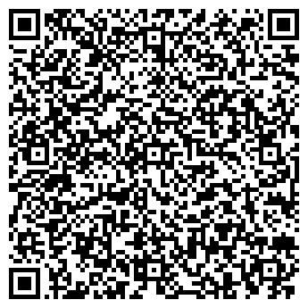 QR-код с контактной информацией организации АБВ клининг, Компания
