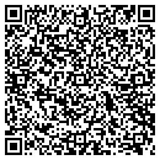 QR-код с контактной информацией организации ВУК, ООО