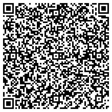 QR-код с контактной информацией организации Услуги катафалки, ИП