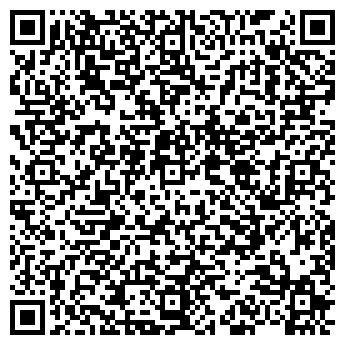 QR-код с контактной информацией организации Блеск труб, ЧП