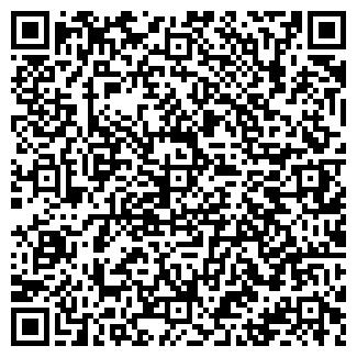 QR-код с контактной информацией организации Меткон, ТОО