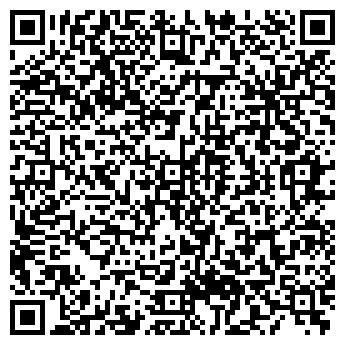 QR-код с контактной информацией организации Алавис, ОДО