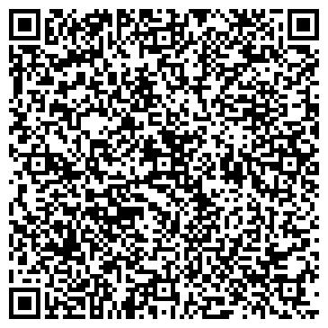 QR-код с контактной информацией организации Треш , ООО