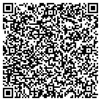 QR-код с контактной информацией организации Русин, ЧП