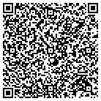 QR-код с контактной информацией организации Юнтреид, ЧП