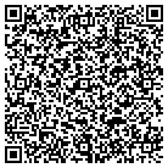 QR-код с контактной информацией организации АСКА, СК, ЗАО