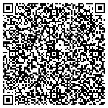 QR-код с контактной информацией организации Европейская страховая компания, ЗАО