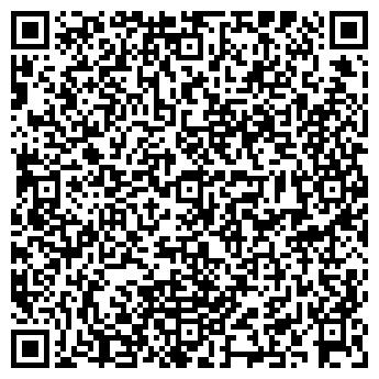 QR-код с контактной информацией организации Инго Украина Жизнь, АСК
