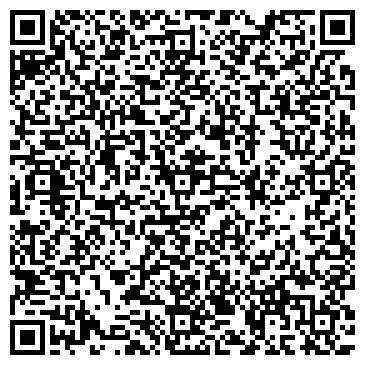 QR-код с контактной информацией организации Добробут та захист, ЧАО СК
