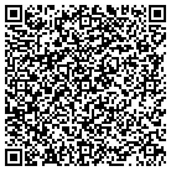 QR-код с контактной информацией организации АВС-Транс, ООО