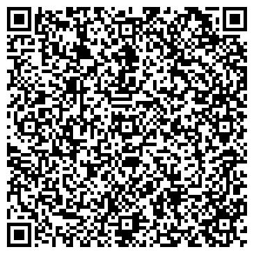 QR-код с контактной информацией организации Украинская пожарно-страховая компания, АО