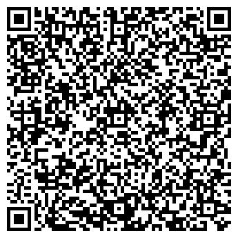 QR-код с контактной информацией организации Аэроклуб, ООО