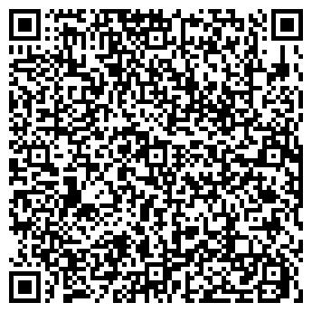 QR-код с контактной информацией организации КазКоммерцПолис, АО