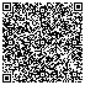 QR-код с контактной информацией организации АЛЫЕ ПАРУСА