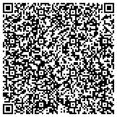 QR-код с контактной информацией организации Одесское областное отделение Фонда социального страхования