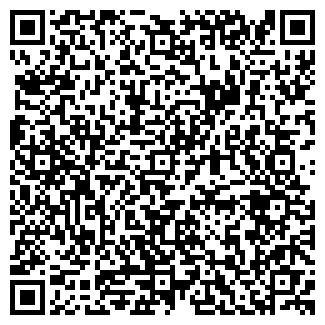 QR-код с контактной информацией организации ИП Аметбаева
