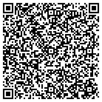 QR-код с контактной информацией организации Мон Кафе, ООО