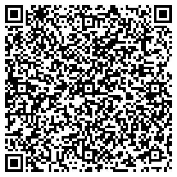 QR-код с контактной информацией организации Абрикос, компания